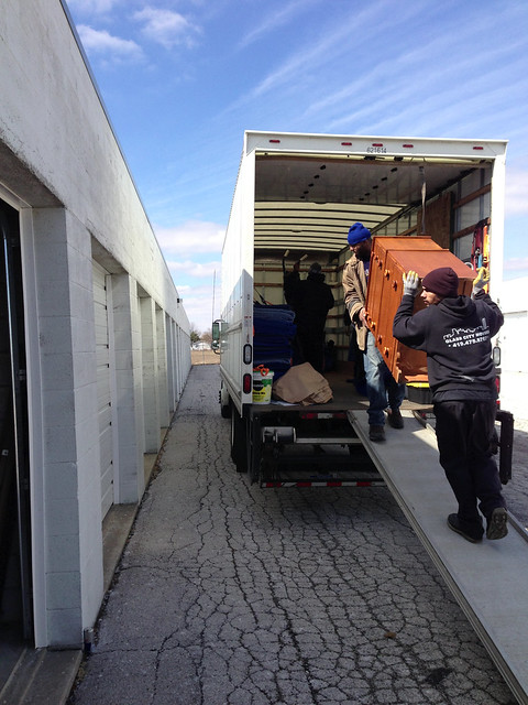 Loading the Truck Some More