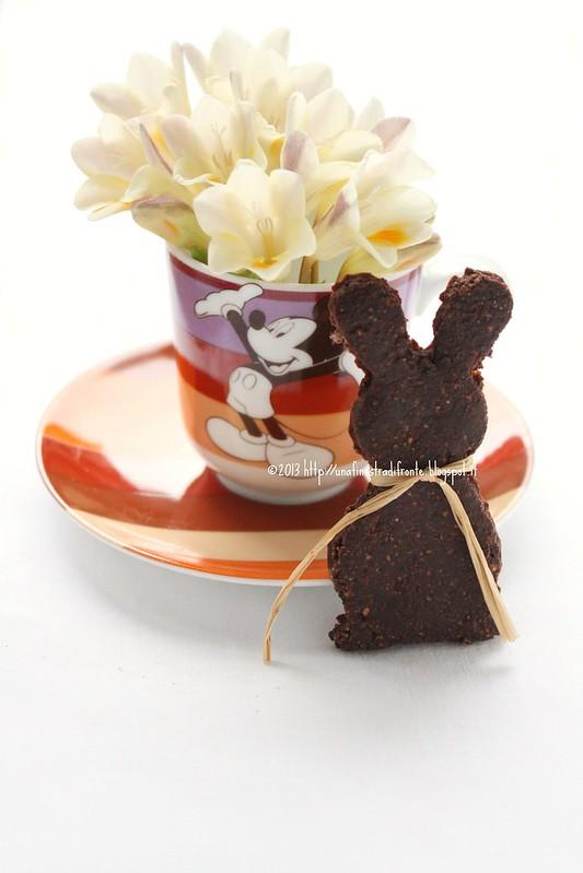 Coniglietti ciocco biscotti