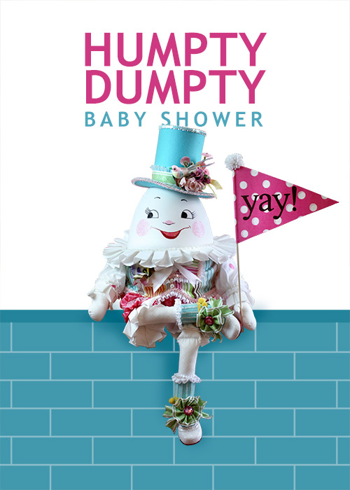 Humpty Dumpty Baby Shower