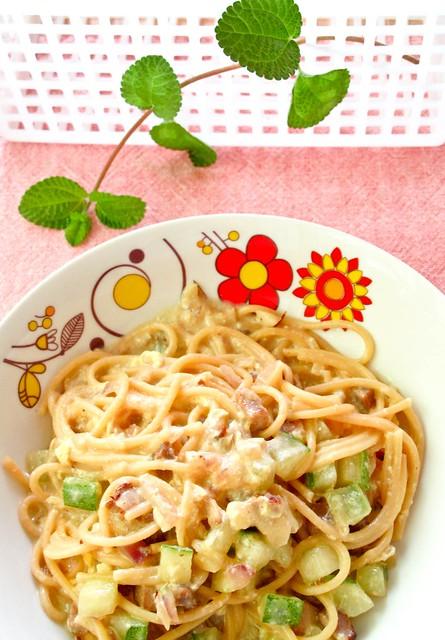 IMG_0752  Spaghetti Carbonara
