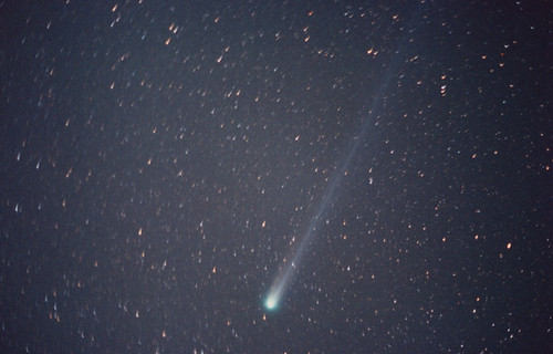 Comet Hayakutake