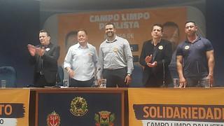 Convenção do Solidariedade em Campo Limpo (SP)