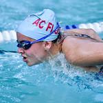 ACFHS Senior Night for Swimming 08-31-2016