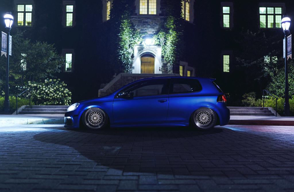 MKVI Volkswagen Golf R