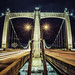 hennepin avenue bridge - downtown minneapolis minnesota by Dan Anderson.