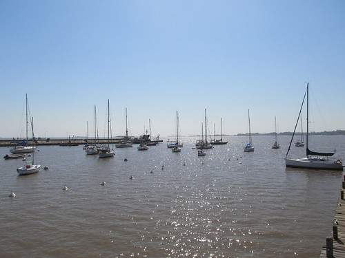 Colonia del Sacramento: le port