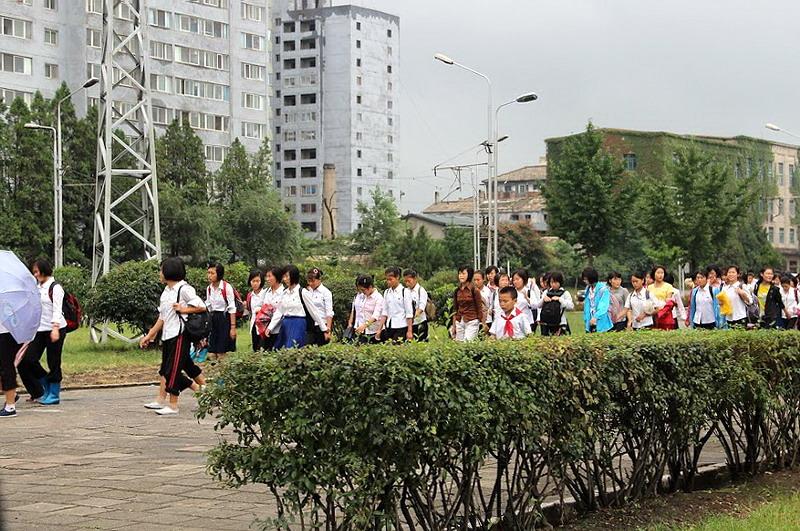 North Korea. People(2)