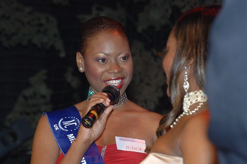 DSC_0041 Miss Southern Africa UK Beauty Pageant Contest African Evening Wear Fashion Model Woolwich London Oct 2005