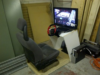 Racing Seat 4