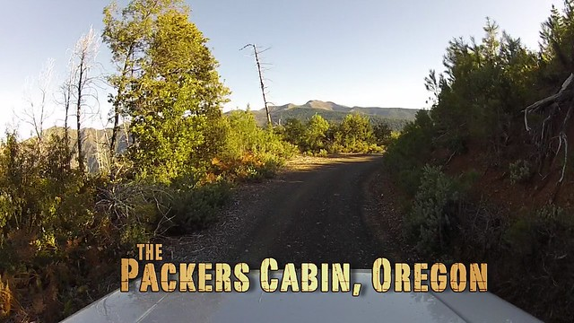 The Packers Cabin Oregon Flickr Photo Sharing