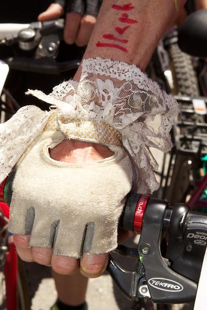 Jacquie Phelan glove