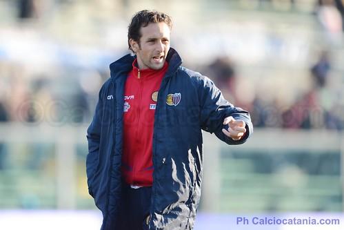"""Catania, Capuano:""""Vogliamo migliorare la nostra posizione in classifica""""$"""