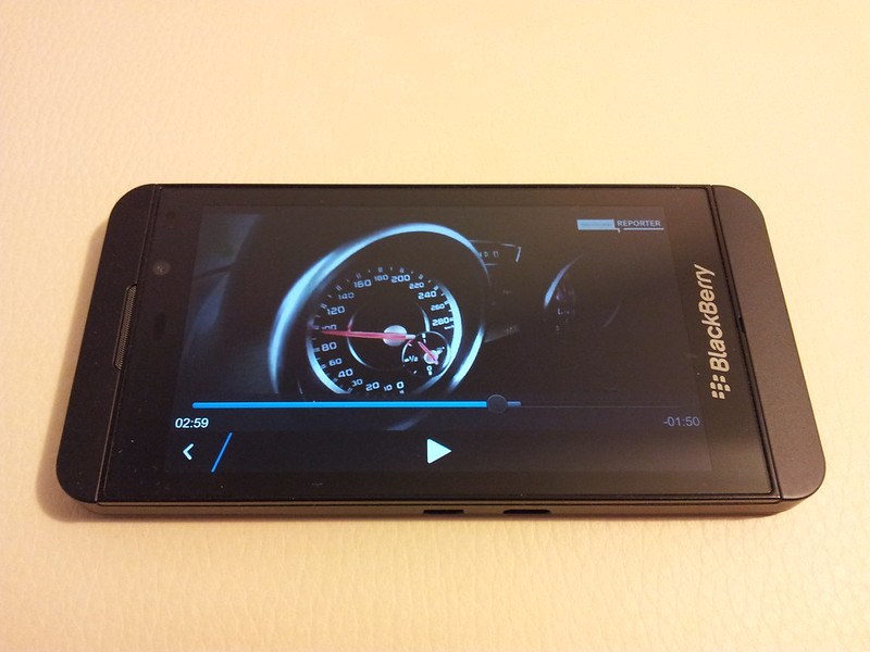 Worth the wait: Our review of the Blackberry Z10