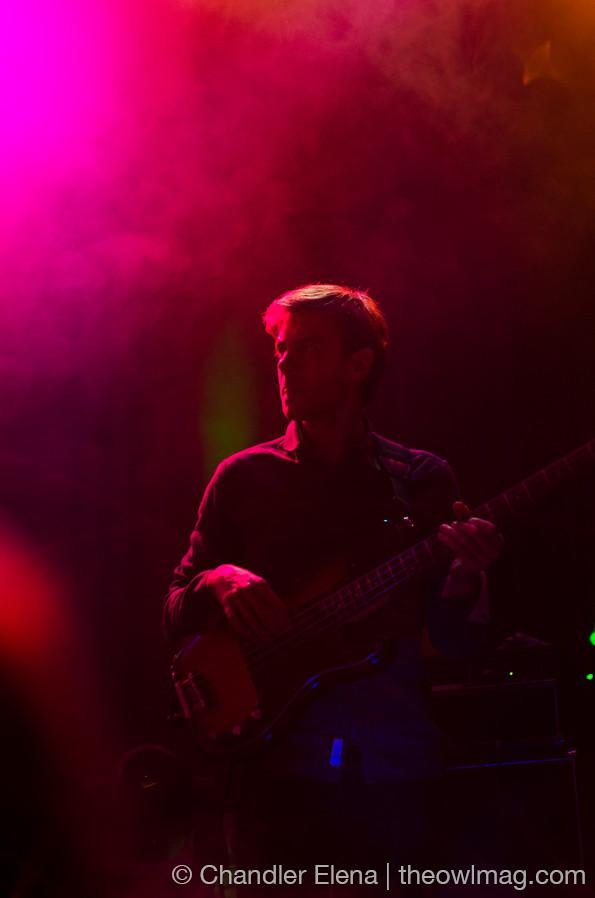Rubblebucket @ the Fillmore, SF 2/9/13