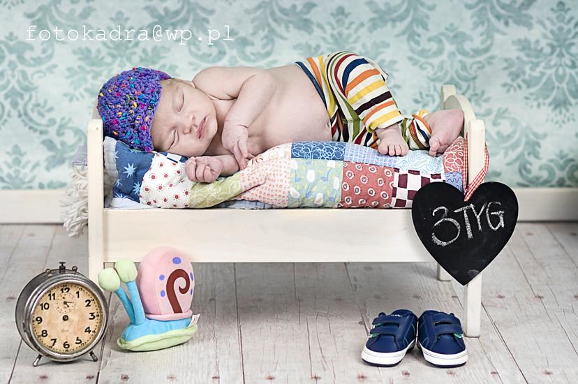 sesje noworodkowe i niemowlęce Grudziądz LEon