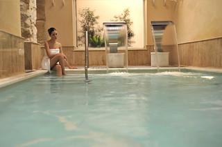 Aromaterapia en el Hotel Atrium.