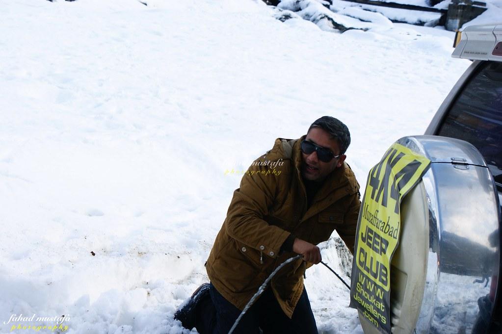 Muzaffarabad Jeep Club Neelum Snow Cross - 8470887665 55a5463ea9 b