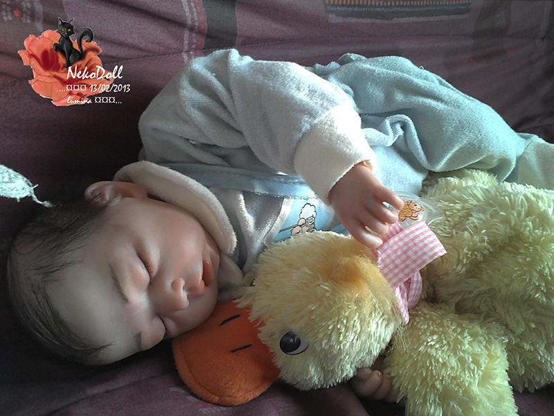 Nurserie Neko doll  8471354122_1761b4cce1_c