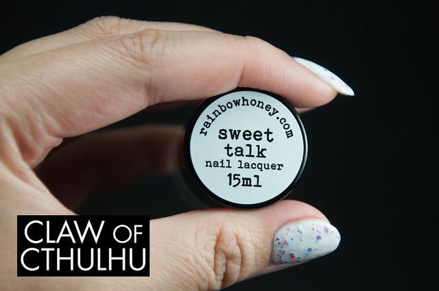 Rainbow Honey Sweet Talk Swatch