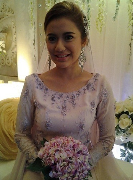 Almy Nadia overawed by Fizz Fairuz results?