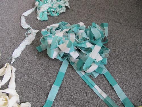 Fabric for Crochet