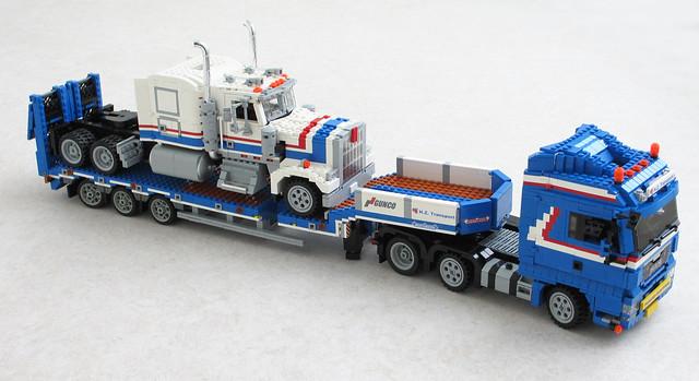 HZ transport MAN TGX (2)