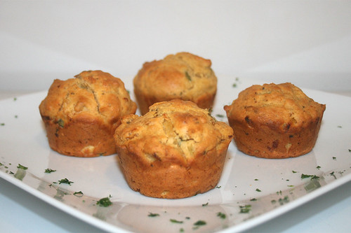 32 - Gyros-Tzatziki-Muffins - Seitenansicht