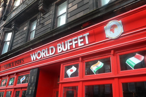 Review of Cook & Indi's World Buffet in Glasgow