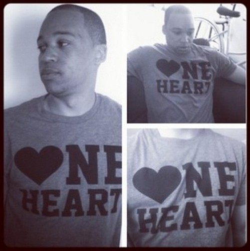 Darrell Brooks - One Heart Shirt
