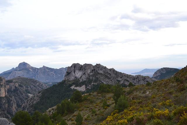 014 - Ruta Els Arcs, Interior Alicante