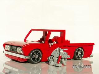 1979 Datsun 620