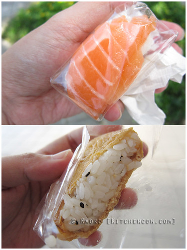 Tasting Taipei - Sushi Take-out