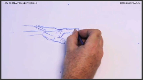 learn how to draw hand positions 003