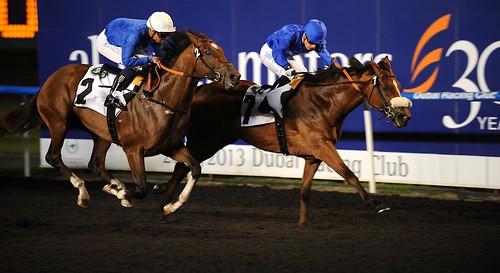 Al Tayer Motors Sponsors High-class Dubai World Cup Carnival