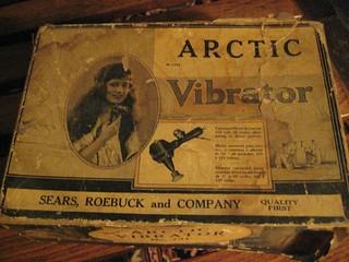 Arctic Vibrator, No. 731