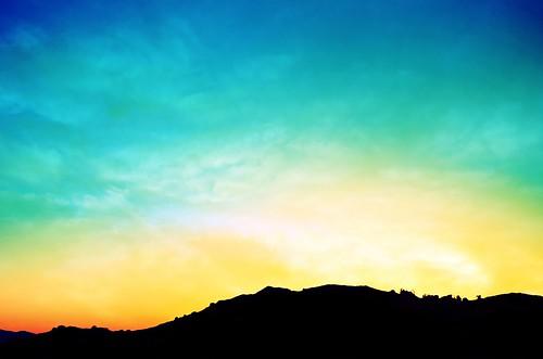 [フリー画像素材] 自然風景, 空, 朝焼け・夕焼け ID:201302241600