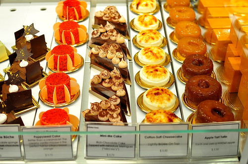 Dominique Ansel Bakery - New York City
