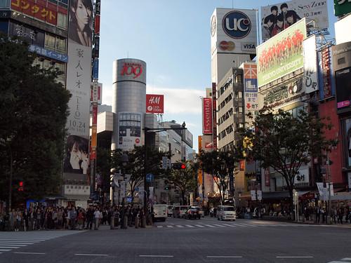 Bye Shibuya!
