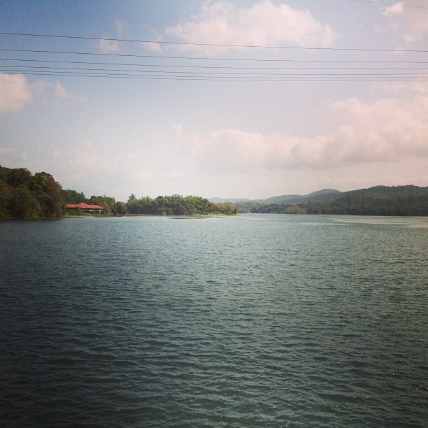 Lago Gatún #panama