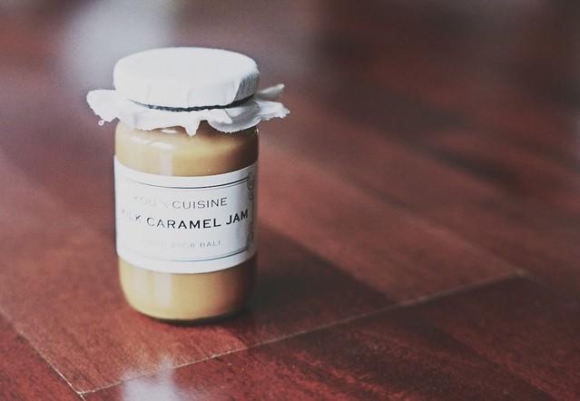 Milk Caramel Jam