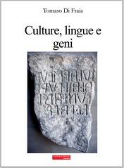 Culture, lingue e geni