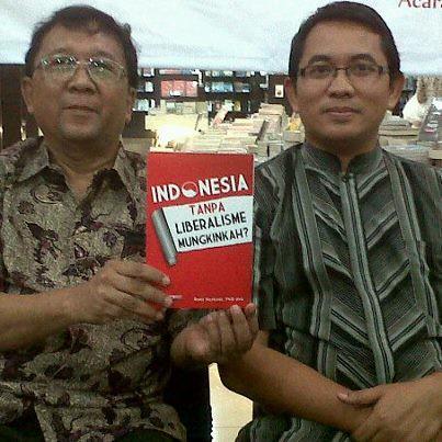 """LAUNCHING BUKU """"INDONESIA TANPA LIBERALISME MUNGKINKAH?"""" by Dasman Djamaluddin"""