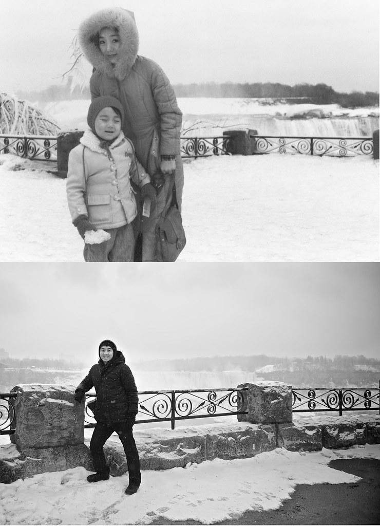 Niagara Fall 1978-2013