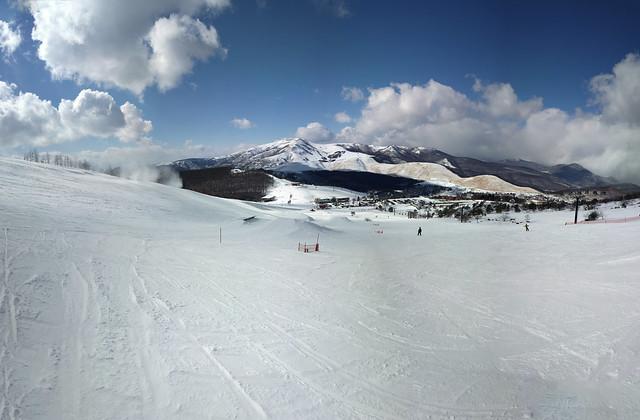 Shirakabako Royal Hill Ski Resort