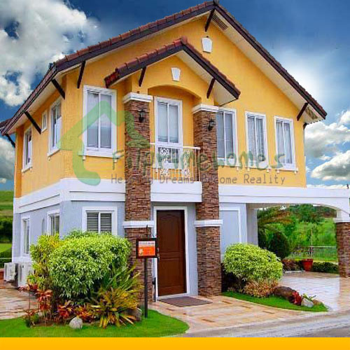 Exclusive Homes for Sale - Vivienne Dwelling and Whole lot for Sale Homes for Sale Bacoor, Cavite, Philippines One Detached