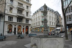 Bahnhofstrasse Shopping