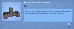 Busche School of Science