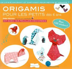 Didier Boursin - Origamis pour les petits