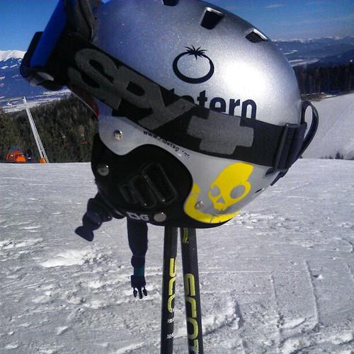 Hut #skiing
