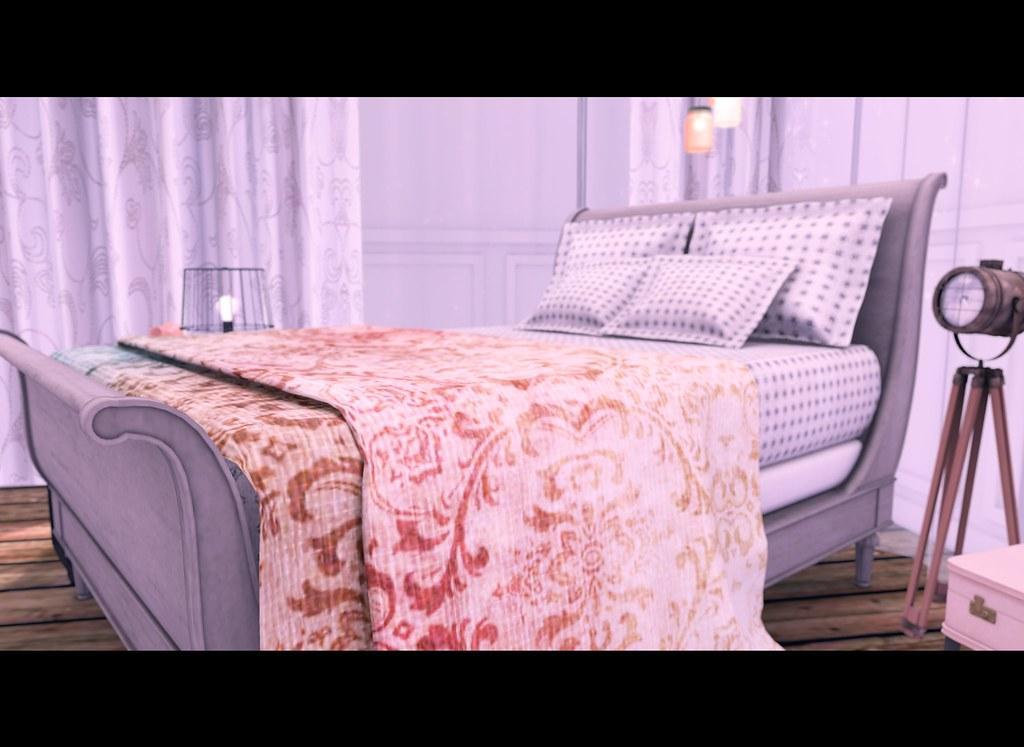 Rezzing dreams because - Trompe loeil hoofd bed ...